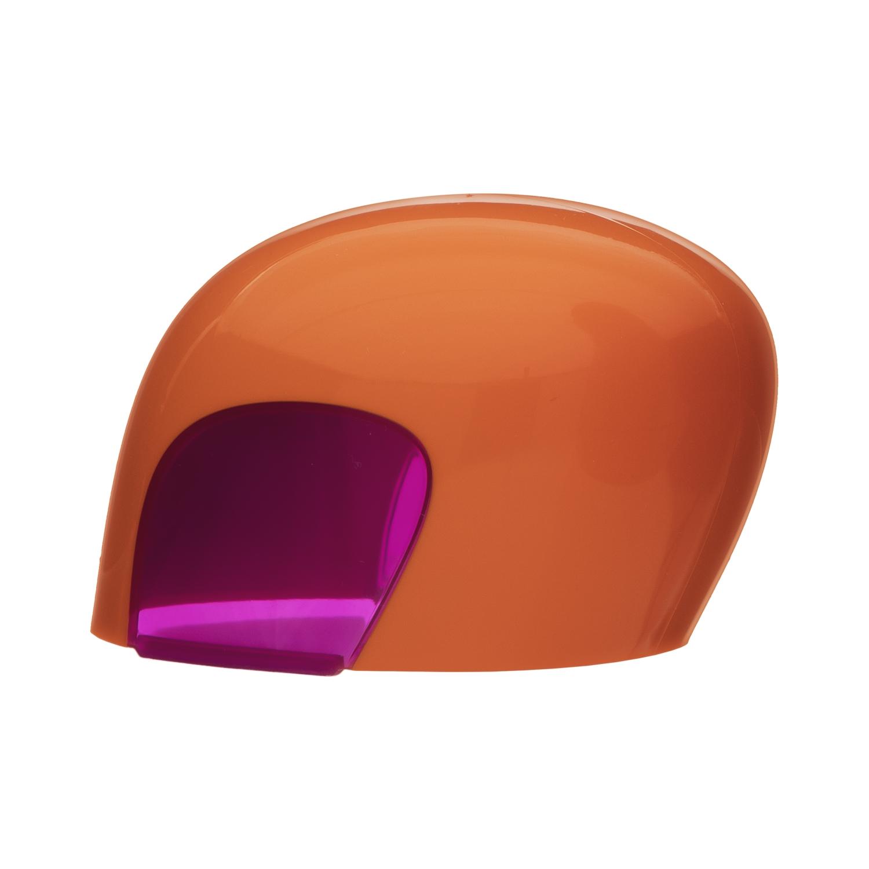 Poklopac za iiamo bočice - narančasto-rozi