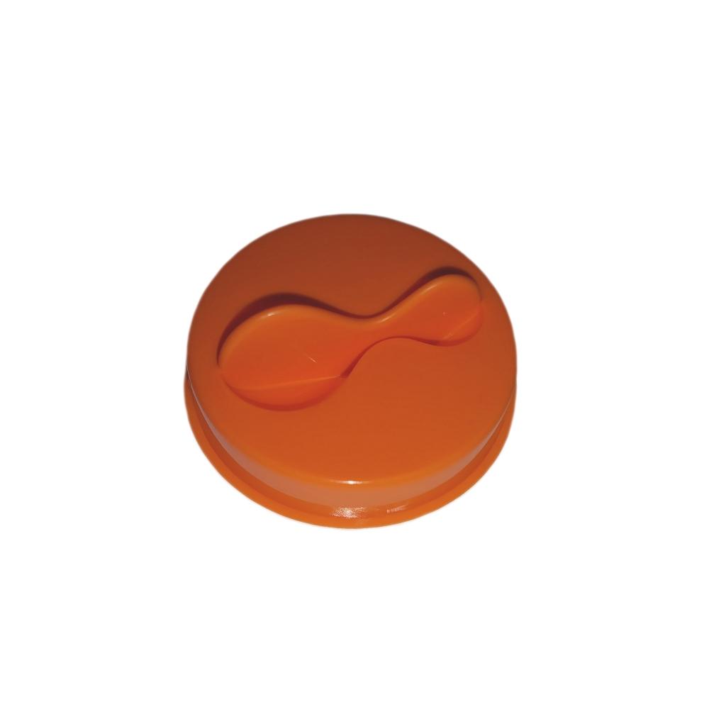 sigurnosni poklopac za iiamo bočice - narančasti